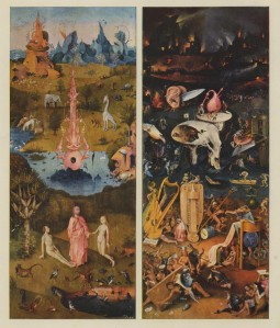 The Garden of Earthly Delights (Hieronymus Bosch)