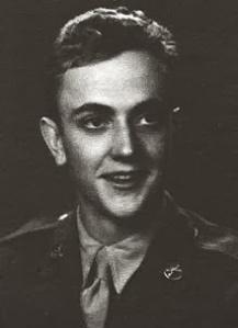 Young Kurt Vonnegut